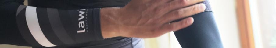 LAWI sportswear | Arm und Beinwärmer ✅ | Armstücken | Beinwärmer