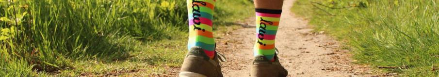 LAWI sportswear | Fietssokken Lang ✅ | Sportsokken | Alle Sokken
