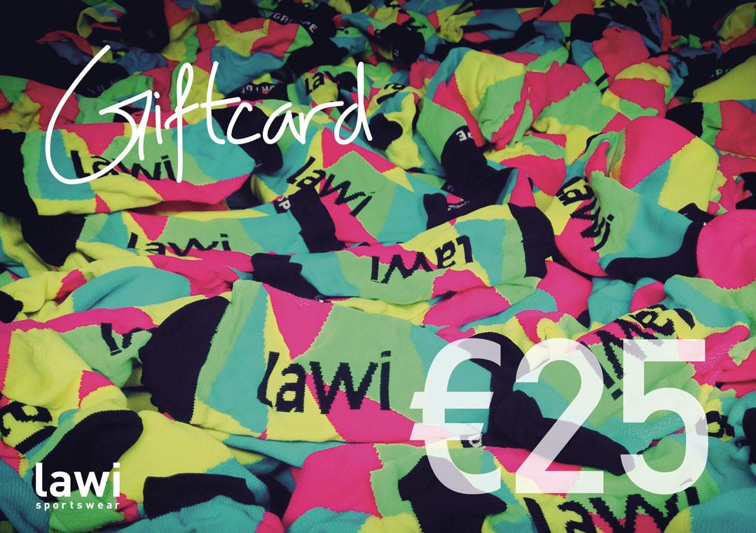 LAWI Giftcard €25,-